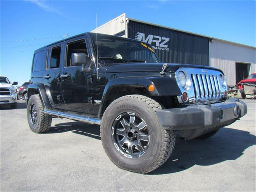 Jeep Wrangler Unlimited 2011