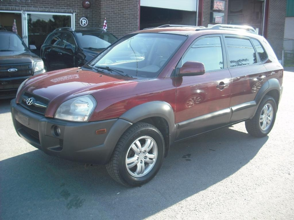 Photo - Hyundai Tucson 2008