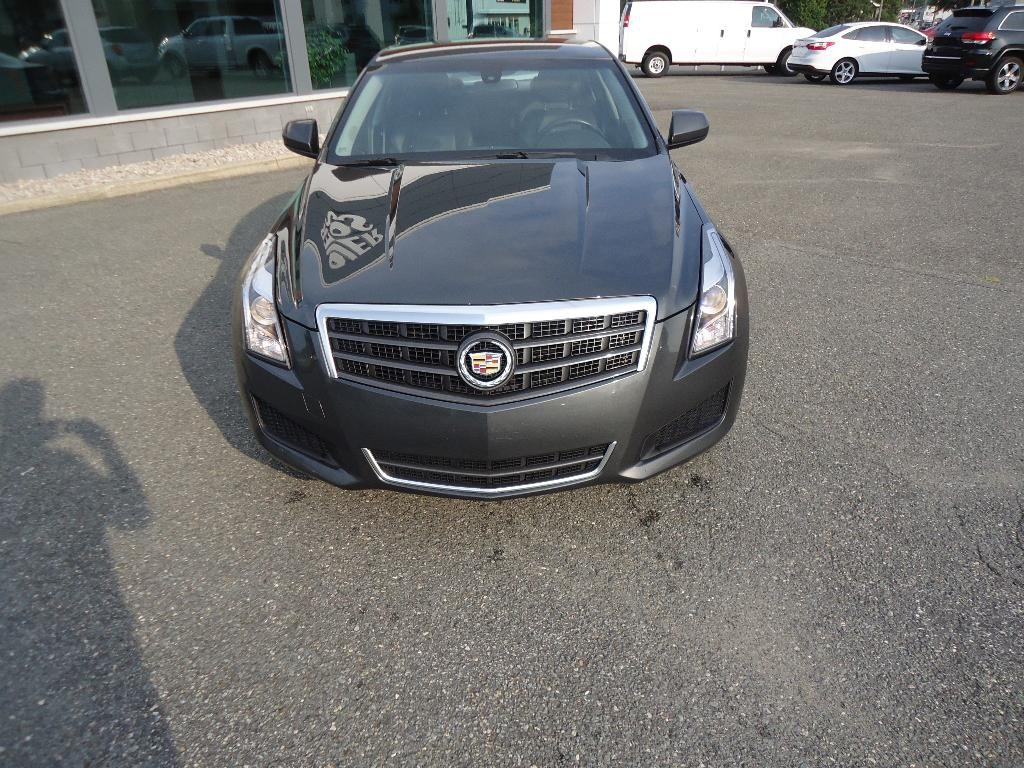 Photo - Cadillac ATS 2014