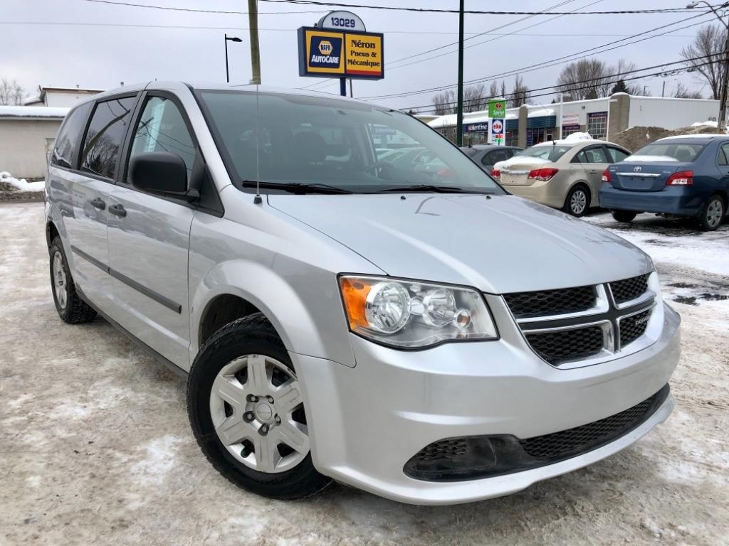 dodge grand caravan 2012 d u0026 39 occasion  u00e0 vendre