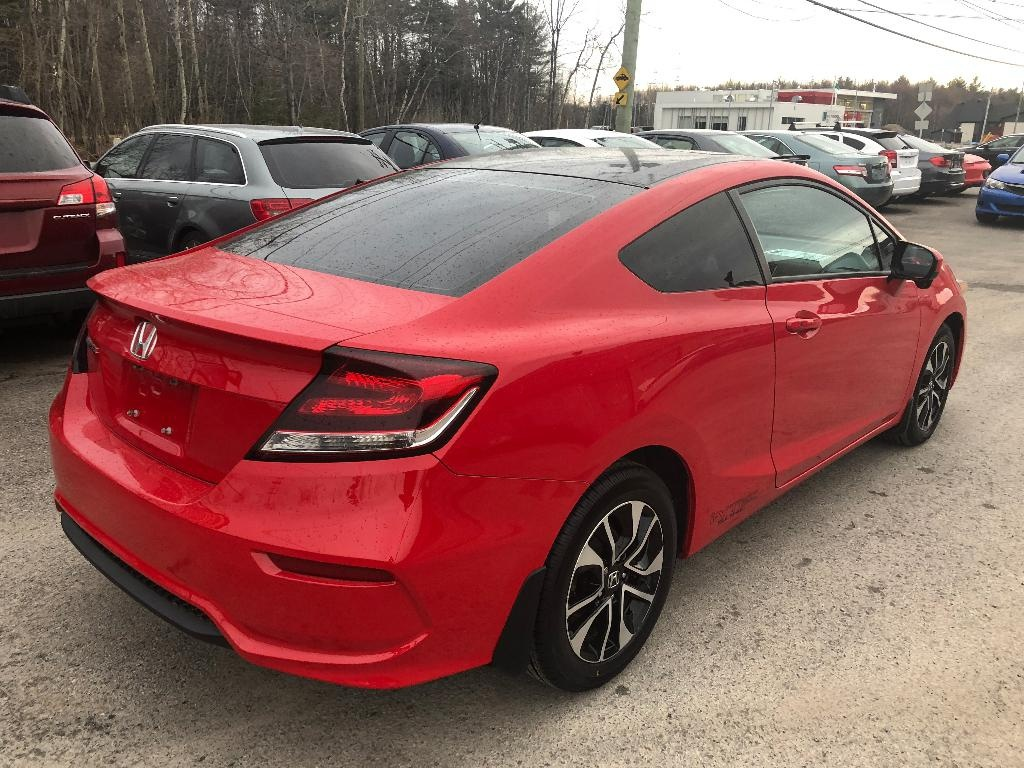 Photo -  Civic Coupé 2015