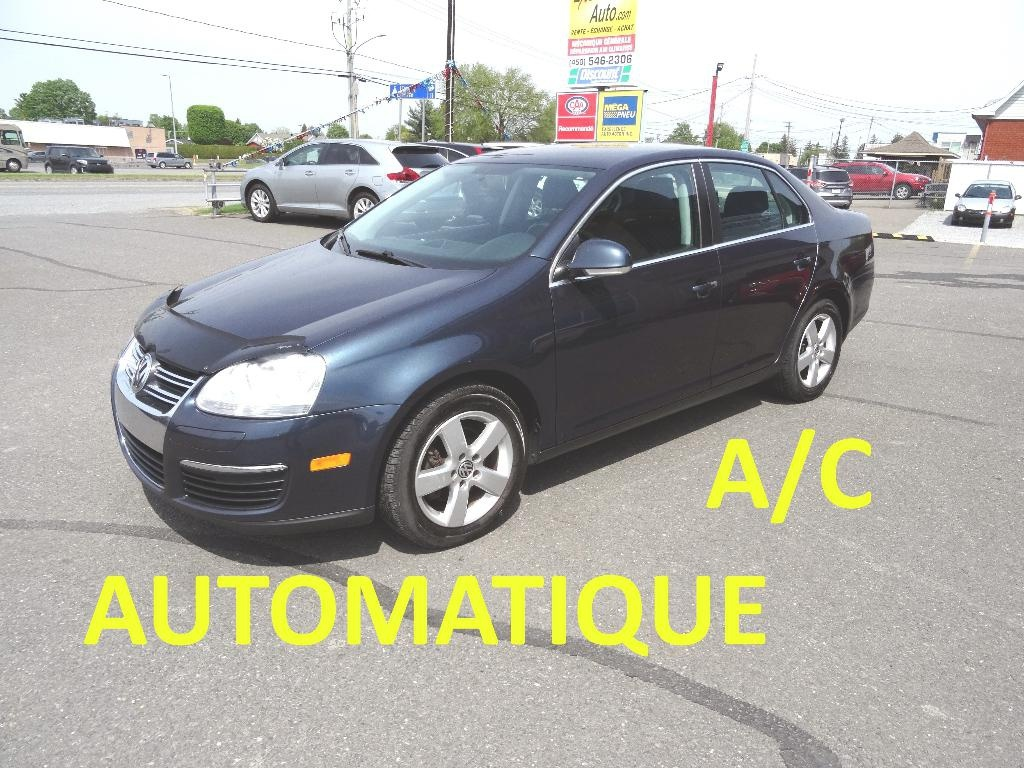 Photo - Volkswagen Berline Jetta 2009