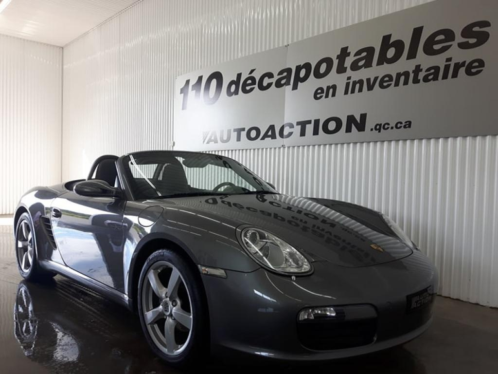 Photo - Porsche Boxster 2007