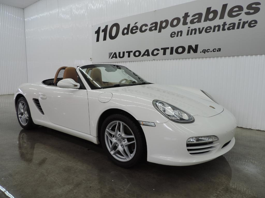 Photo - Porsche Boxster 2009