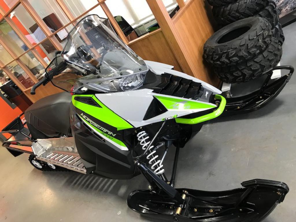 Photo - Arctic Cat Norseman 2019