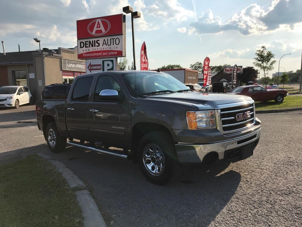 Photo - GMC Sierra 1500 2013