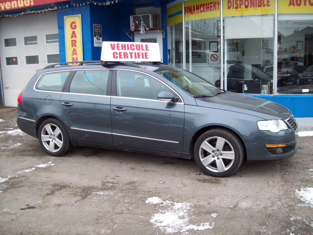 used volkswagen passat wagon 2010 for sale