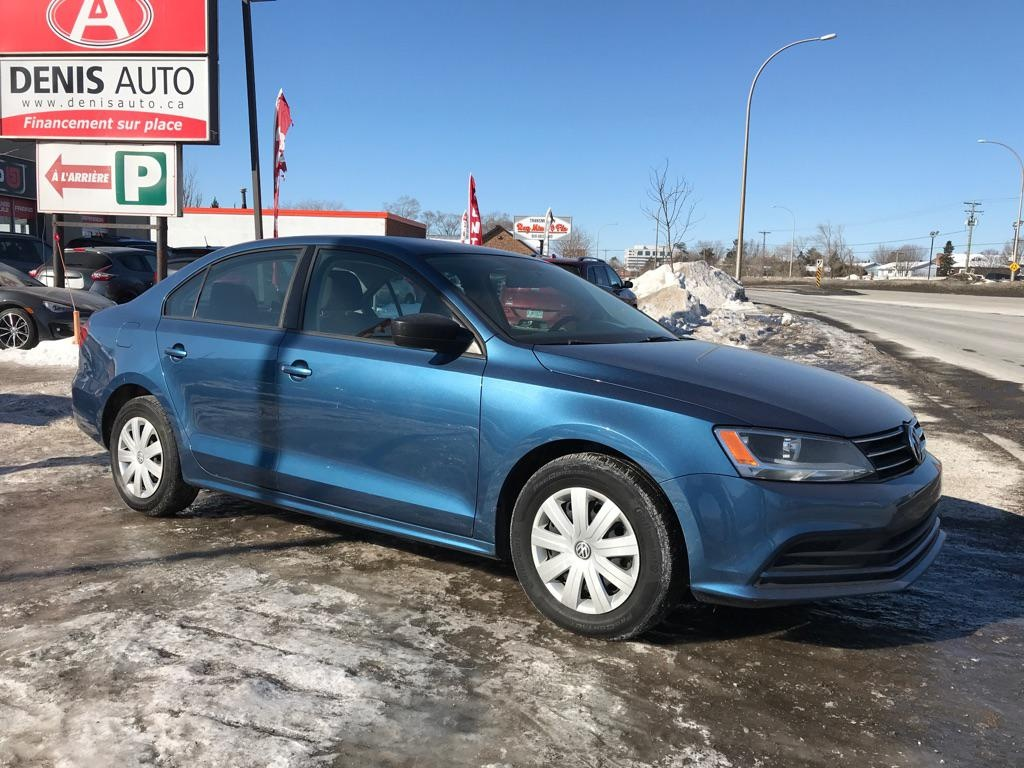 Photo - Volkswagen Berline Jetta 2015