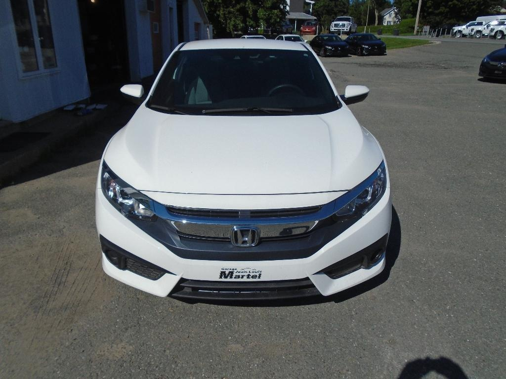 Photo -  Civic Coupé 2018