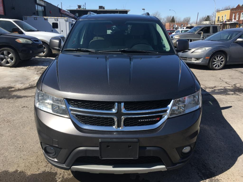 Photo - Dodge Journey 2014