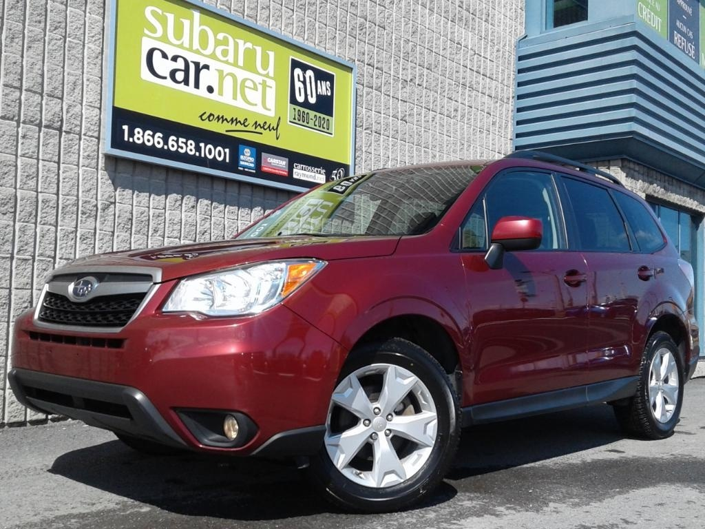 Photo - Subaru Forester 2016