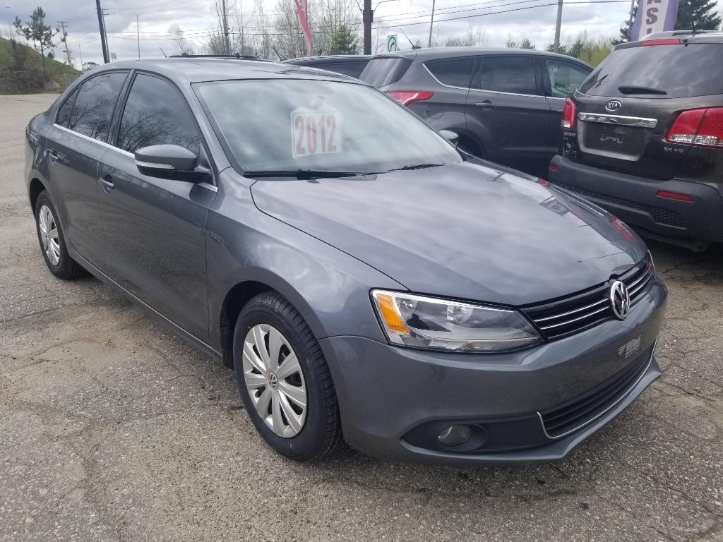 Photo - Volkswagen Berline Jetta 2012