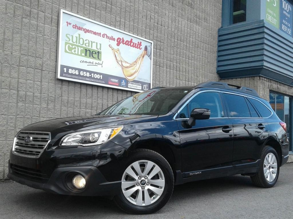 Photo - Subaru Outback 2016