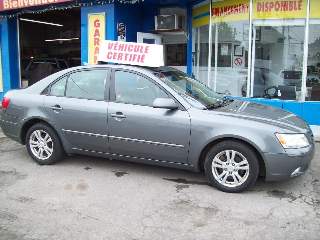 Photo - Hyundai Sonata 2009