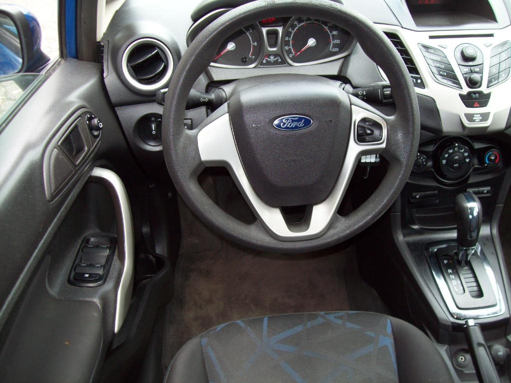 Photo - Ford Fiesta 2011