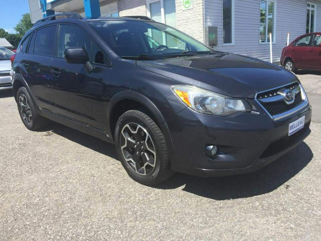 Photo - Subaru XV Crosstrek 2014