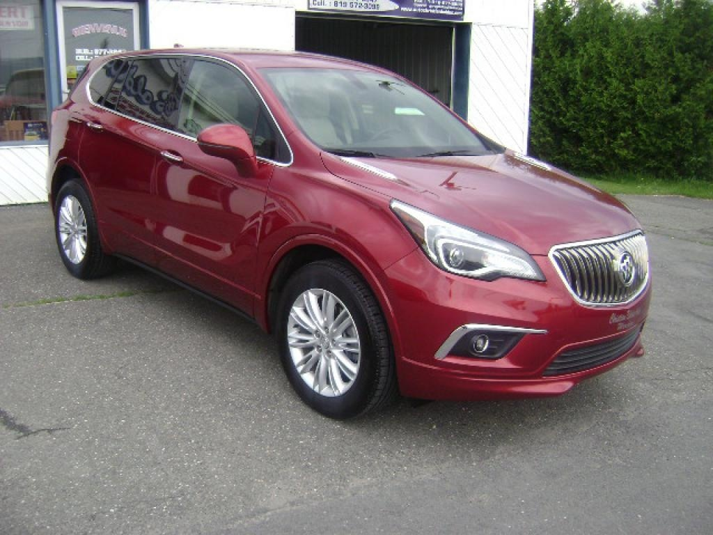Photo - Buick Envision 2017