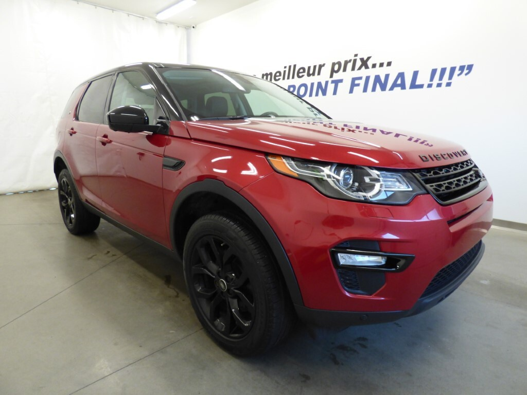 Photo -  Discovery Sport 2016