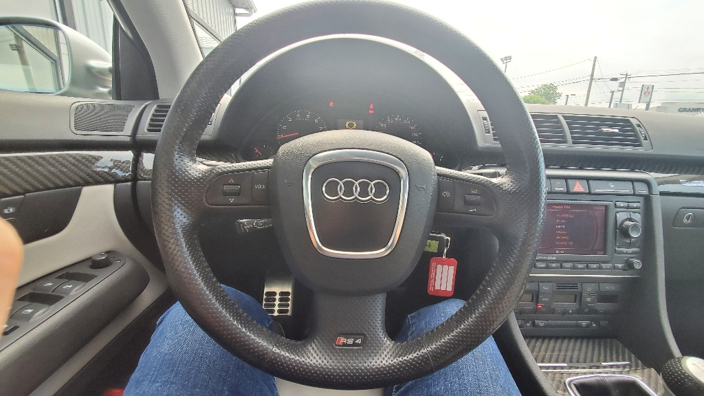 Photo -  RS 4 2007