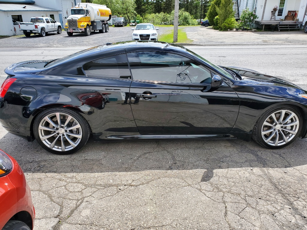 Photo -  G37 Coupé 2008