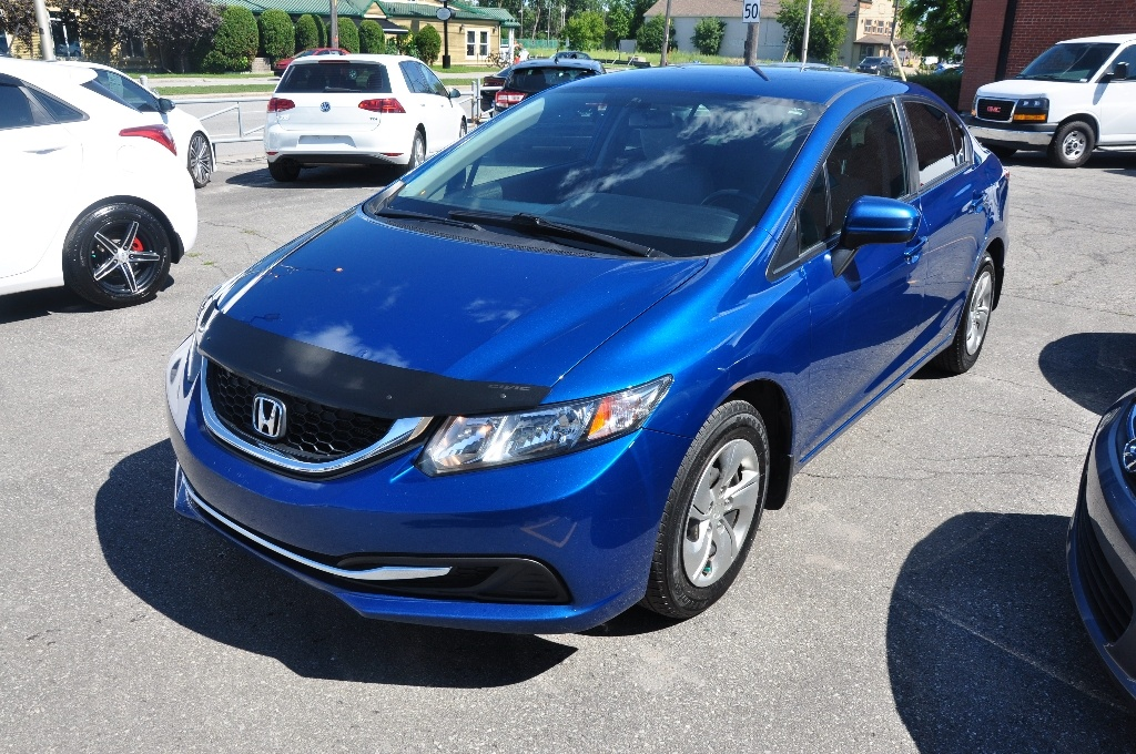 Photo -  Civic Sedan 2015