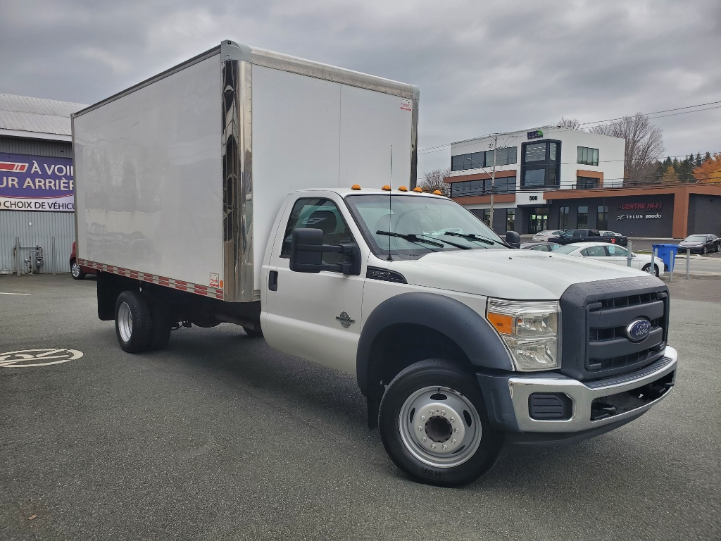 Photo -  Super Duty F-550 DRW 2015