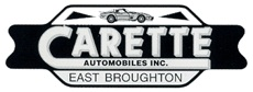 Carette automobiles Inc.